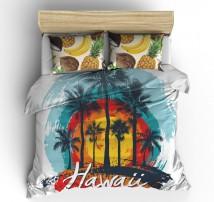 Постельное белье Гавайи