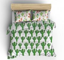Постельное белье кактус