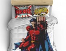 Постельное белье Супер герой
