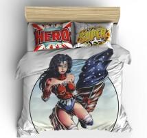 Постельное белье Супер женщина