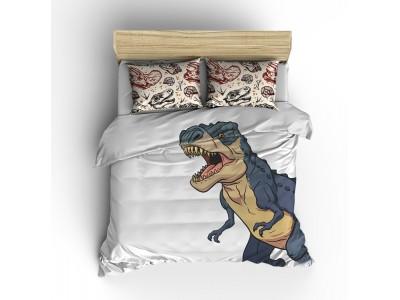 Постельное белье динозавр Тираннозавр Рекс