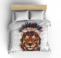 Постельное белье Тигр