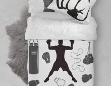 Постельное белье Бокс