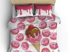 Постельное белье мороженое