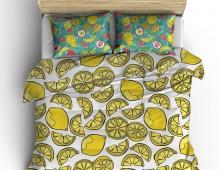 Постельное белье Лимоны