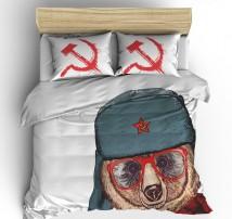 Постельное белье Русский мишка