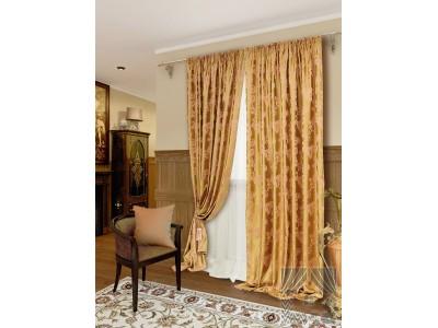 Классические шторы Аурель (розовый), 401595