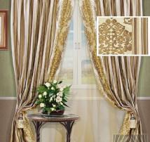 Классические шторы Венати