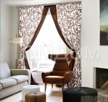 Классические шторы Алио