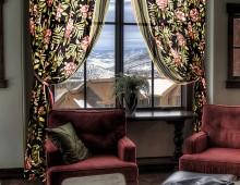 Классические шторы Мирун