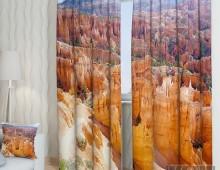Фотошторы Краски каньона