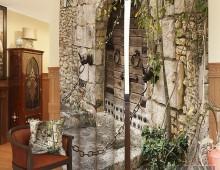 Фотошторы Старинная дверь