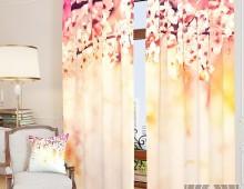 Фотошторы Весенние цветы