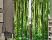 Фотошторы Бамбуковые джунгли