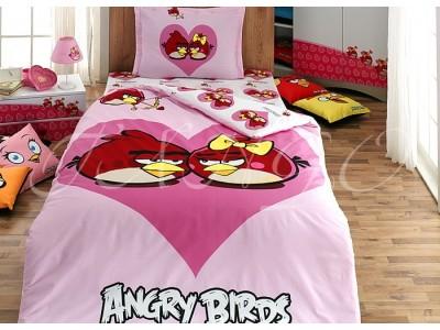"""Детское  постельное белье  """"Angry Birds"""", 300001"""