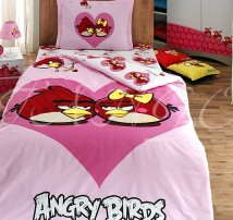 """Детское  постельное белье  """"Angry Birds"""""""