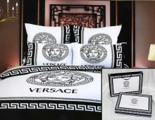 """Комплект постельного белья. Евро. """"Versace"""""""