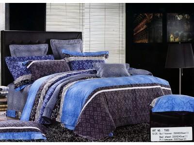 """2-х спальное постельное бельё-Евро """"Восточный ковёр"""", 301376"""