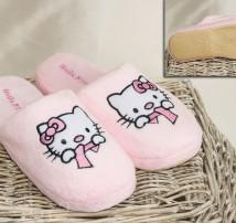 """Тапочки домашние """"Hello Kitty"""""""