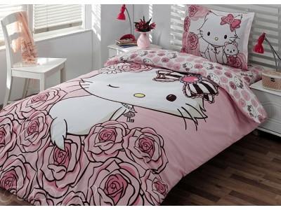 """Детское постельное бель """" Hello Kitty"""", 306966"""