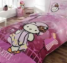 """Детское постельное бель """" Hello Kitty"""""""