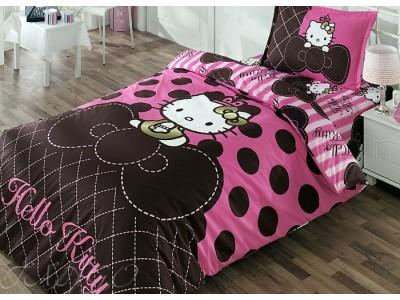 """Детское постельное бель """" Hello Kitty"""", 306970"""
